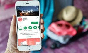 Airbnb took a hit due to the coronavirus