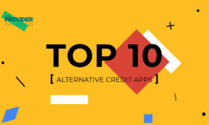 Top 1o alternative credit apps