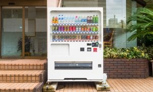 Retail Convenience With Vending Machines, Kiosks