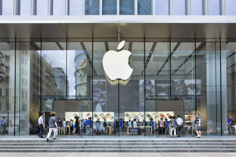 Apple Resumes Operation Of All China Locations