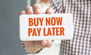 'Buy Now, Pay Later' Goes Big