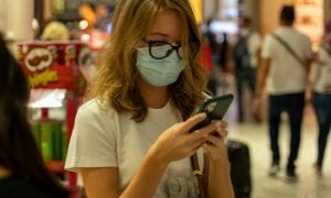 Govts Harness Phone Data To Track Coronavirus