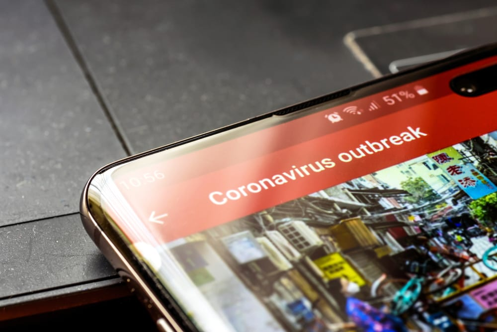 Hackers Tap Coronavirus Fears In Phishing Emails