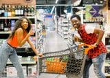 Getting Social(ish) In The Supermarket