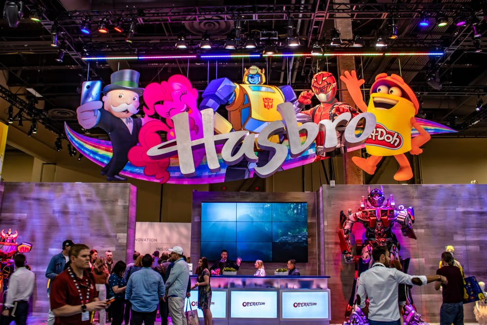 Hasbro Stock Spikes Amid Strong Demand