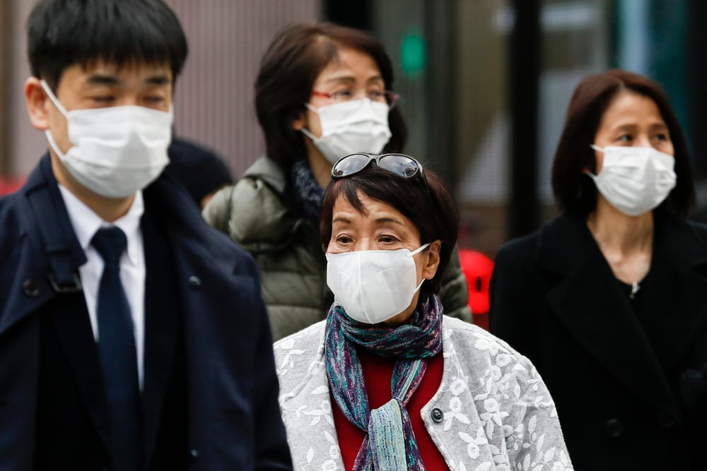 Image result for Coronavirus: Japan to quarantine visitors from China, South Korea for two weeks