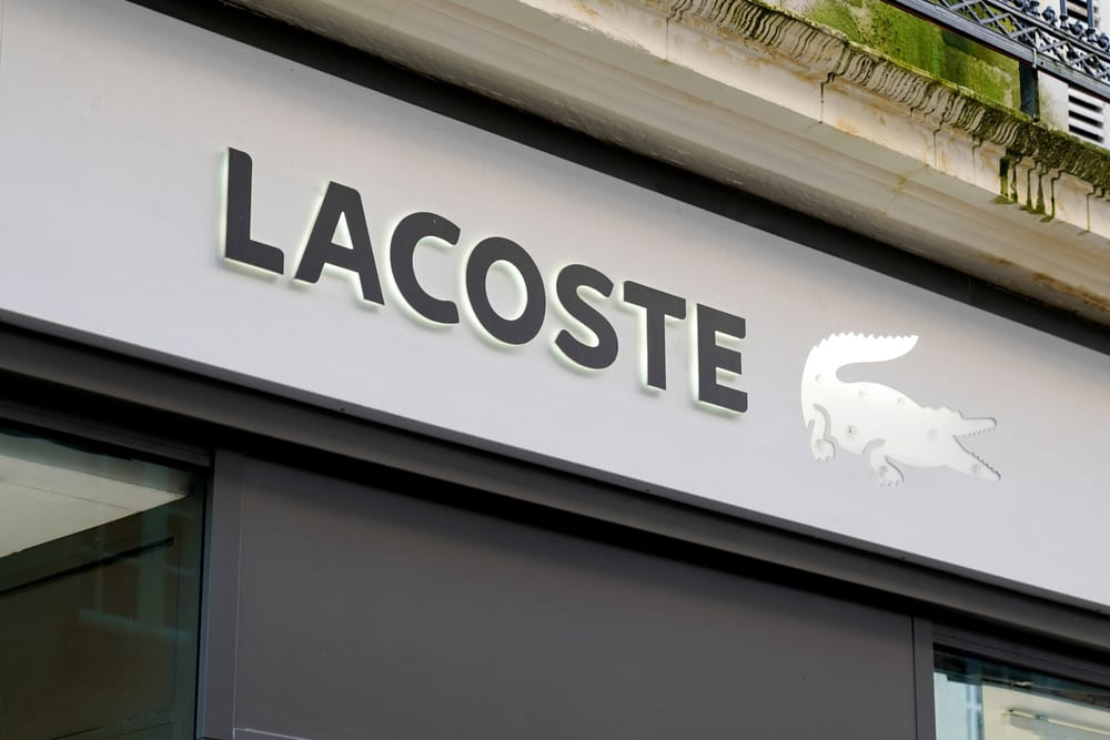 Lacoste Looks To Expand Brand Family