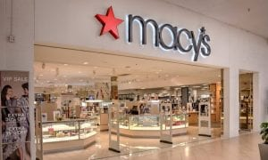 Macy's, Bloomingdales and others have closed their doors for now.