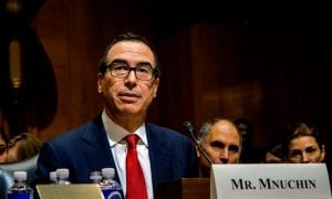 Steve Mnuchin gave details on Face the Nation regarding financial stimulus packages