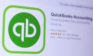 Quickbooks has added new features.