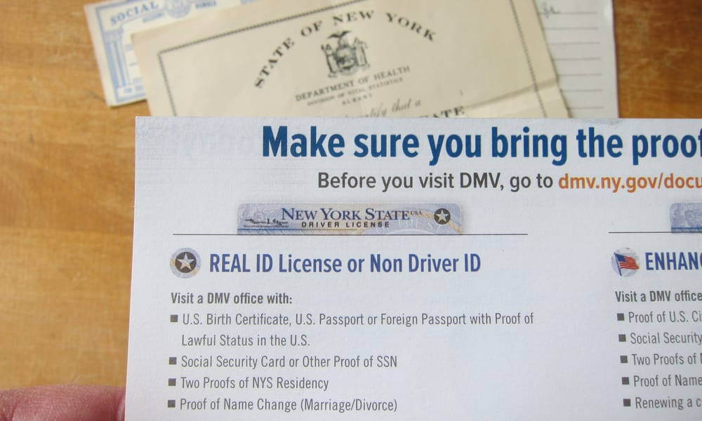 DHS Postpones REAL ID Enforcement Deadline