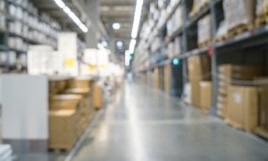 warehouse retail supply chain