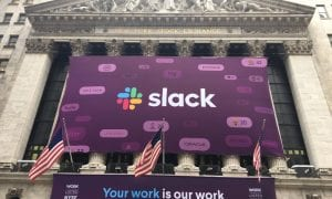 Slack Stock Tumbles On Underwhelming Outlook