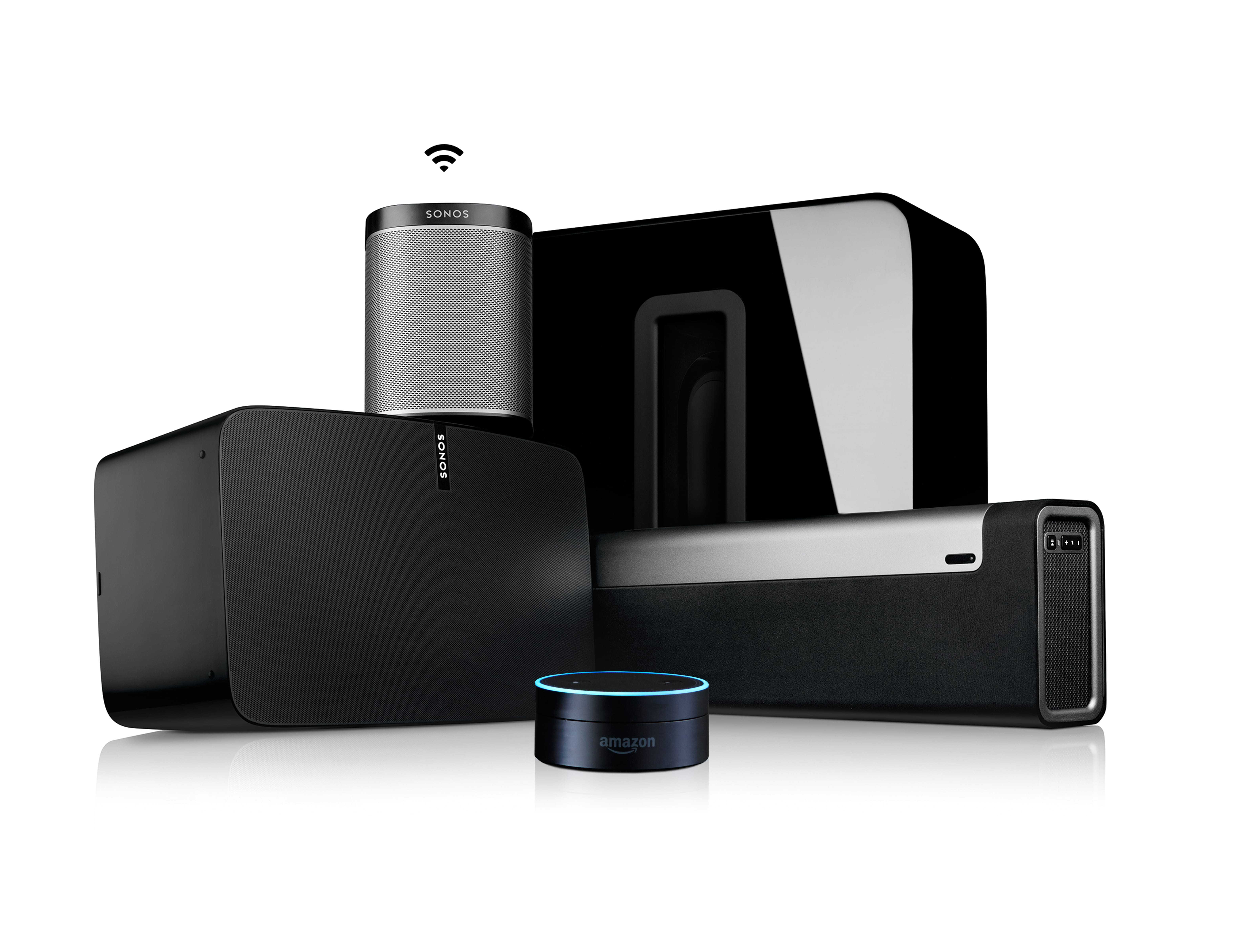 Sonos will introduce bundle packages of its products.