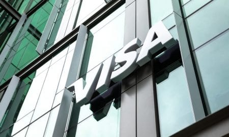 Visa's revenues will be hit by the coronavirus, the company said.