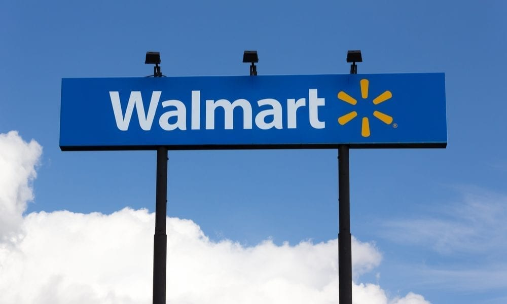 Walmart will waive rents for companies inside its locations for April.