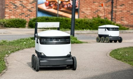 Starship Rolls Out Robot Food Delivery In AZ