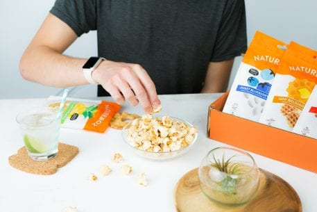 Healthy Snack Company Rewrites Its Wellness Story