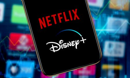 Netflix, Disney And Great Entertainment Shift