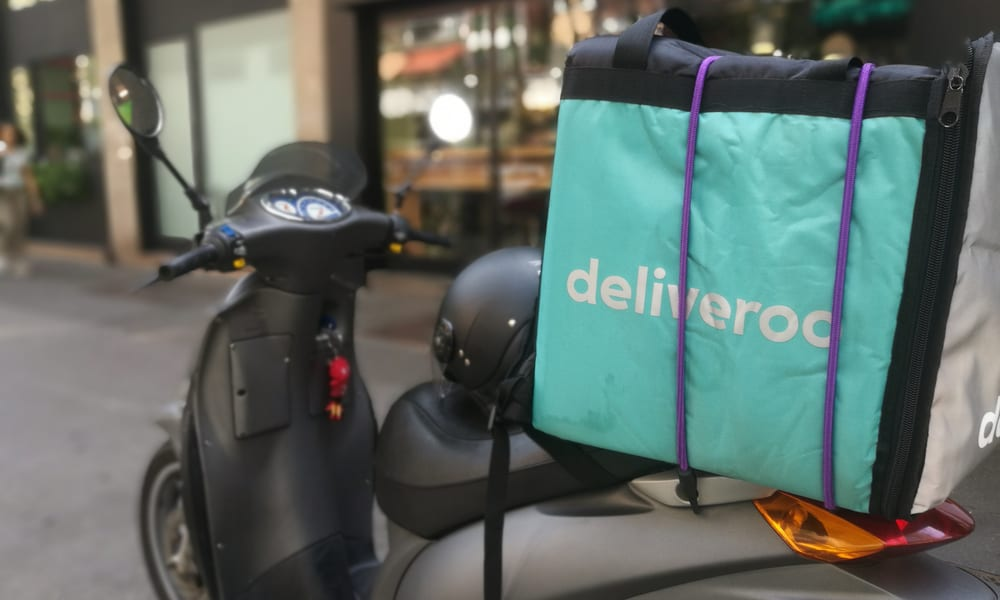 Amazon Gets Initial Approval For Deliveroo Deal