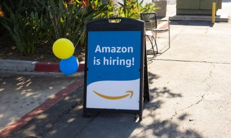 Amazon Set To Hire Another 75K Workers