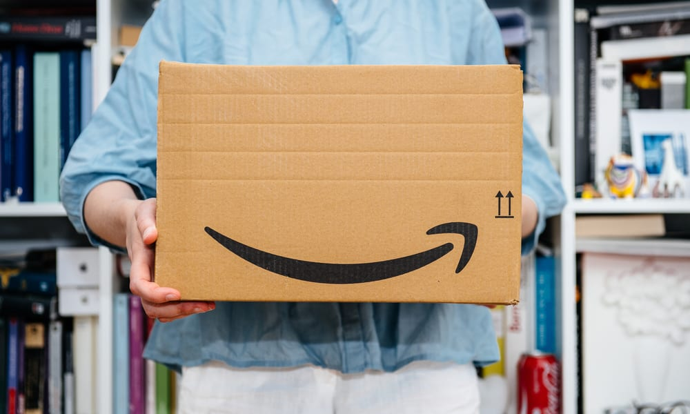 Amazon To Resume Delivery Of Nonessentials