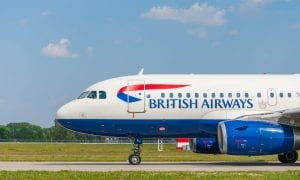 British Airways to lay off 12,000 people