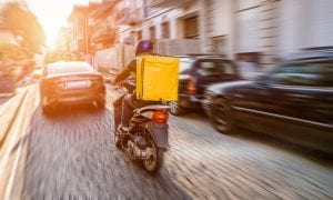 Food Delivery Drivers May Be Transporting Drugs