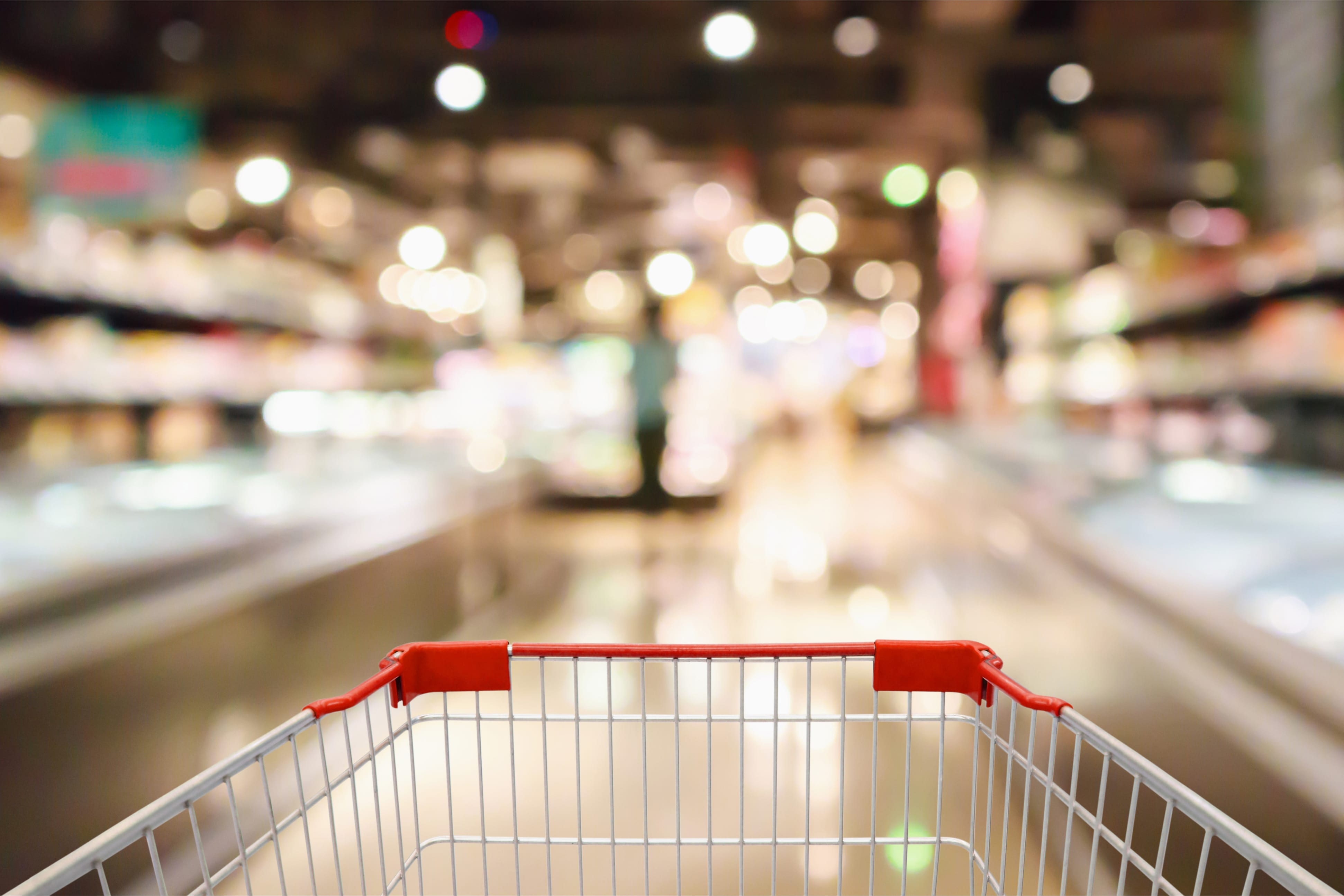 Experts believe it may be time for grocery stores to stop letting people shop inside
