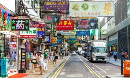 Hong Kong Could See Quarter Of Stores Shutter