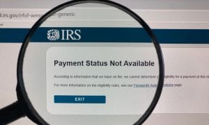 IRS Stimulus: Why Your Check Is Not In The Mail