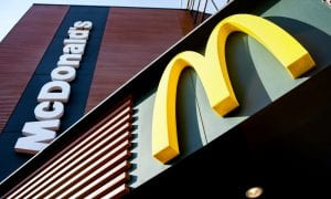 McDonald's Sales Drop; CEO Takes 50 Pct. Pay Cut