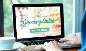 Rise Of Online Grocery, Robots Amid Coronavirus