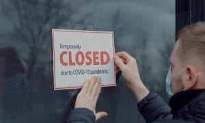 100,000 small businesses could close, an increasing number due to the pandemic