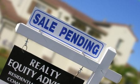 Pending Home Sales Drop As Buyers Stay Home