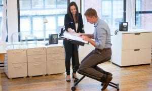 The Edge Desk Capitalizes On Growing Work-From-Home Market