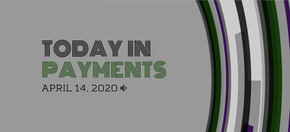 Today In Payments: SMB Aid Running Out As Stalemate Continues; Food Delivery Apps Face Lawsuit