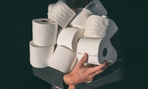 Unrolling Mystery Of Toilet Paper Shortage