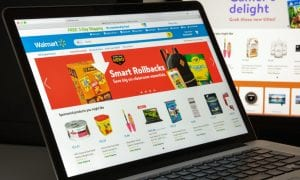 Walmart Doubles Last Year's eCommerce Grocery Sales