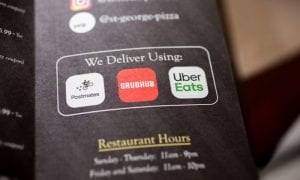 Grubhub, Uber, food, delivery, mergers, acquisitions, M&A, regulation, coronavirus, platforms, apps, news