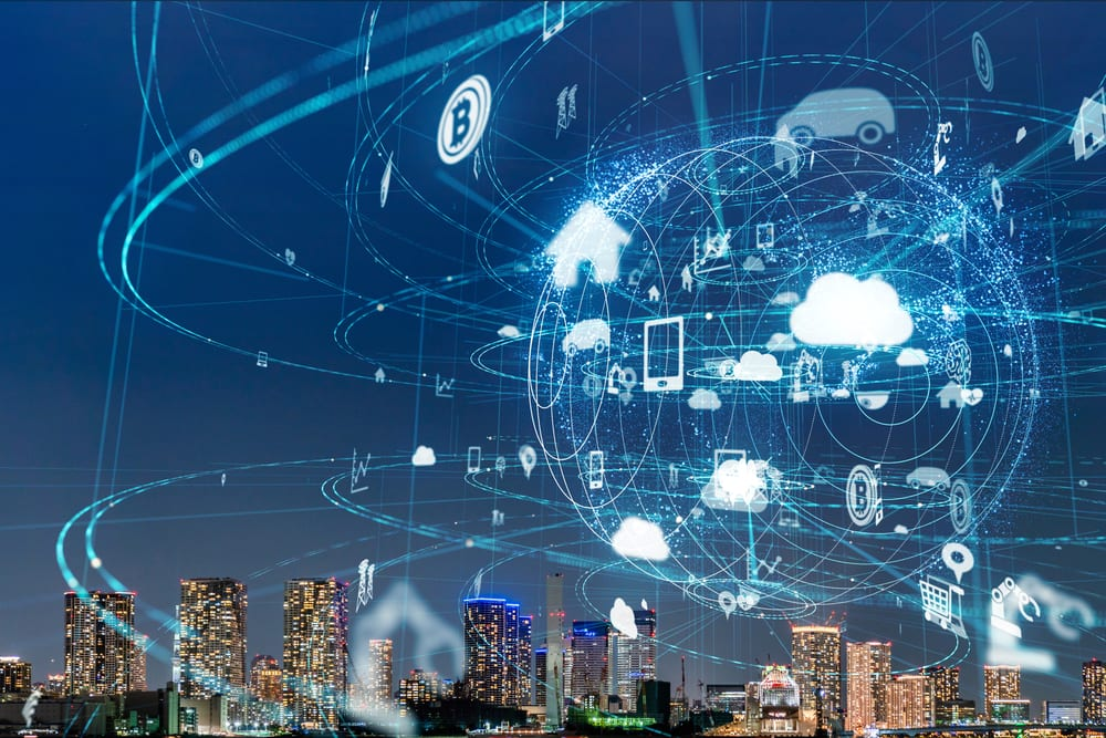 IoT smart cities