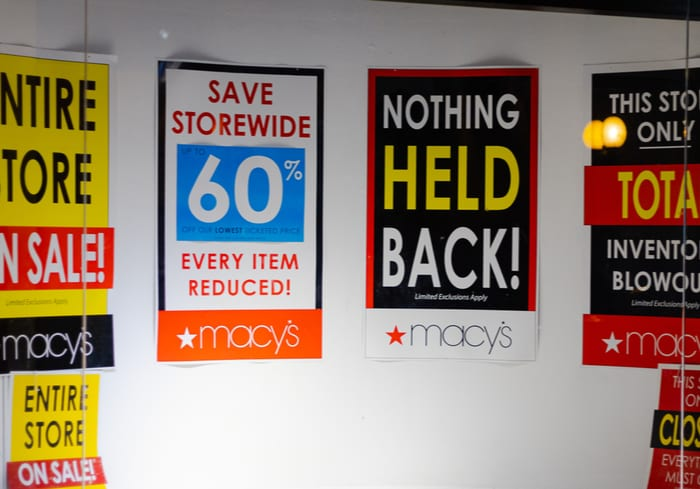 Macy's Chief Sees $10B In Retail Opportunities