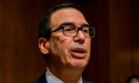 Mnuchin, Powell, Federal reserve, treasury, senate, oversight, banking, paycheck protection program, CARES, coronavirus, news