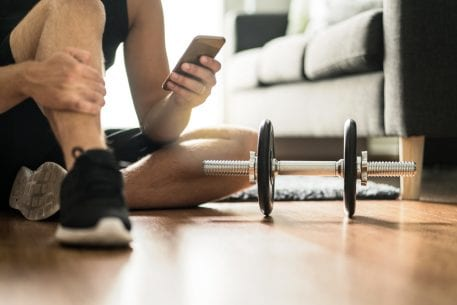 Competitors Enter The Home Exercise Sweepstakes | PYMNTS.com