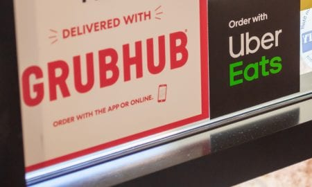 Uber Sets Grubhub Value At $6B As Takeover Talks Go On