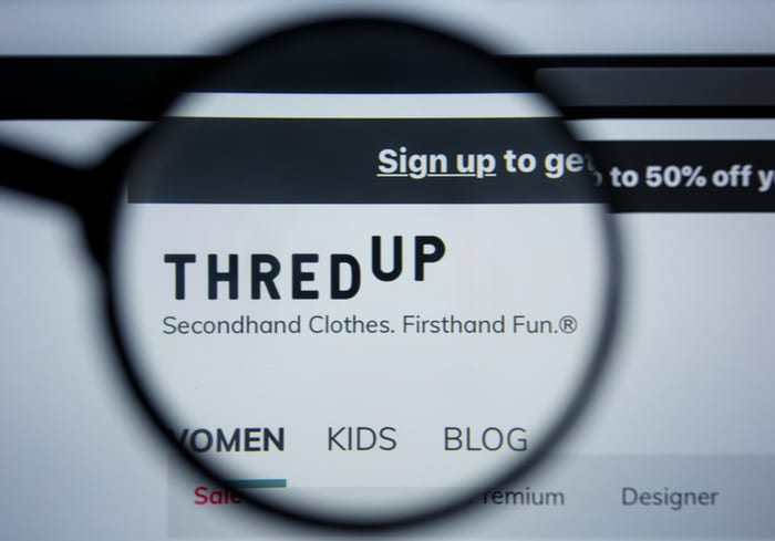 Walmart is joining forces with resale startup ThredUp, according to a report in CNBC on Wednesday (May 27).