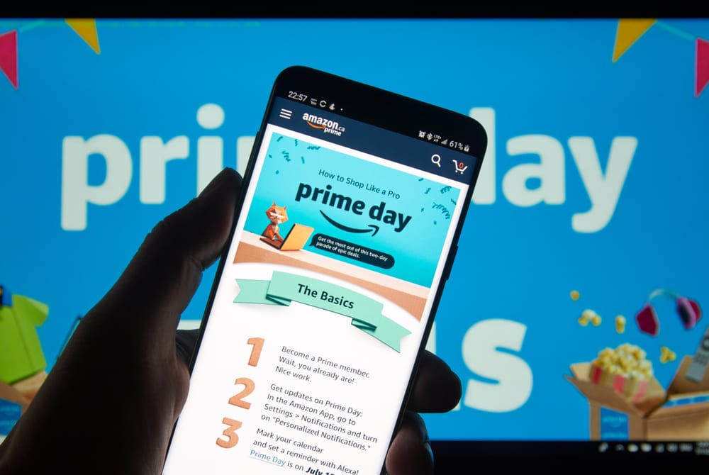Amazon Prime Day Set For September As Operations Stabilize