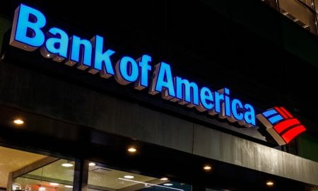 Bank Of America CEO Says Economy Improving