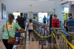 Retail CEOs Say Stimulus Checks Boosted Sales