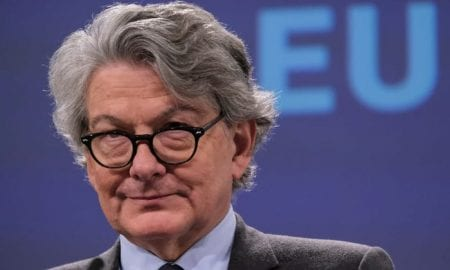 Thierry Breton says Facebook needs to crack down on misinformation